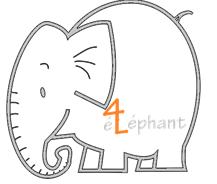 logo 4elephant 36532