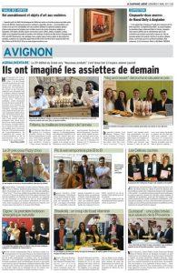 article Dauphiné libéré Grand Jury 2017 pt 4416c