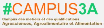 logo campus 3A PACA