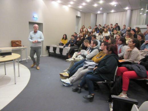 Conférence métiers Isema