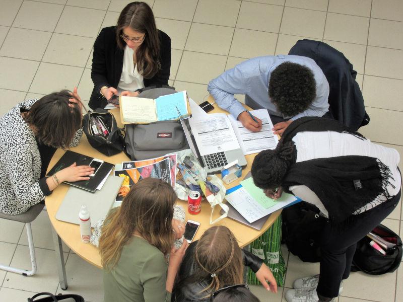 Groupe d'étudiants Isema